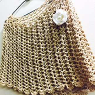 Crochet Poncho & Shrugs