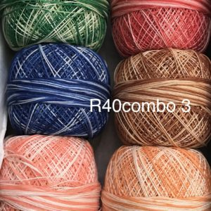 Thread no 40 - Tatting thread