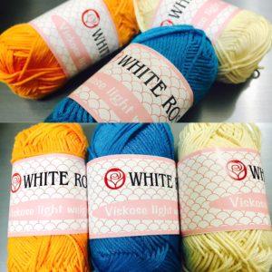 Viskose..the light weight yarn