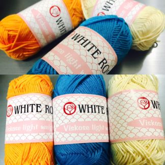 Viskose..cotton viscose..yarn(Light weight yarn)