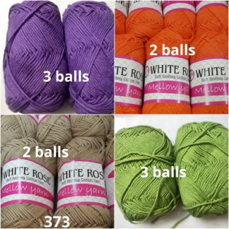 Mellow Yarns by White Rose