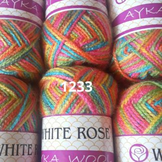 Blossom Wool (75% Premium Acrylic and 25 % Wool blend)
