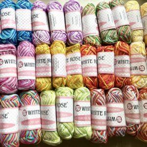 Free Shipping!! Viskose multi color pack