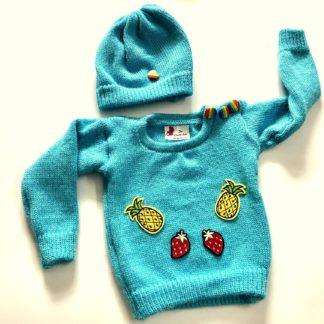 Sweaters/Frocks(3-4years)