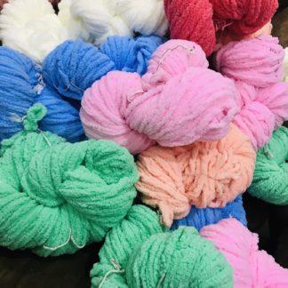 Blanket Yarn/Chenille Yarn
